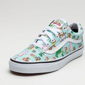 b84505a372 Vans Shoes - Vans x Toy Story Old Skool Andy s Toys Sneakers